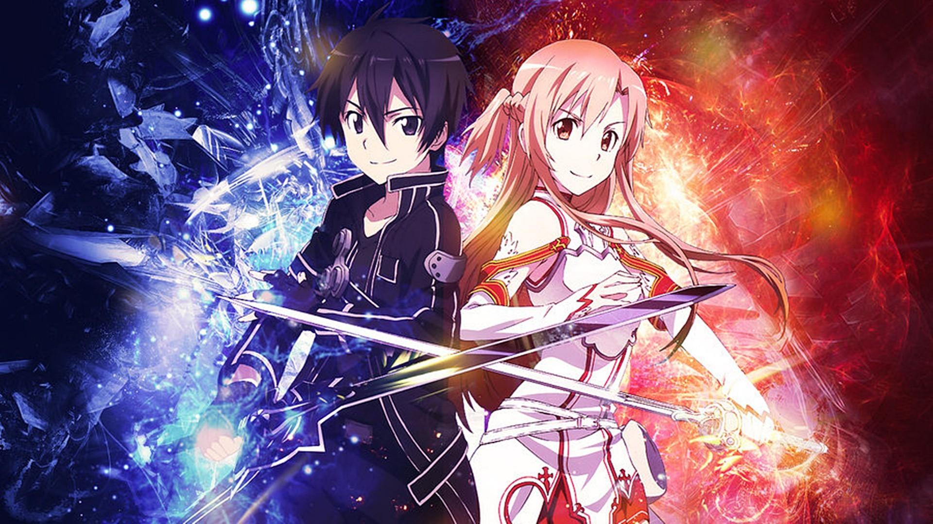 L'amour n'est pas un jeu (Sword Art Online)